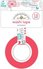 I (Heart) Travel Washi Tape- Going Places