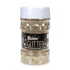 Darice Glitter 4 oz. Jar- Gold
