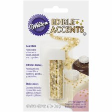 Edible Accents- Gold Stars