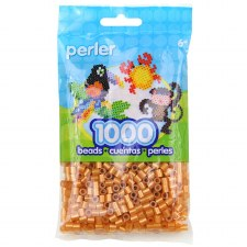 Perler Beads 1000 piece- Gold Metallic