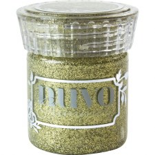 Nuvo Glimmer Paste- Golden Crystal