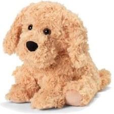 Warmies Cozy Plush: Dog, Golden