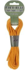 Parachute Cord 4mm x 16ft- Goldenrod