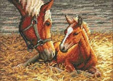 Dimensions Cross Stitch Kit- Good Morning