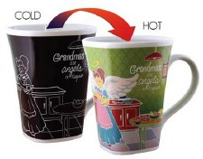 Color Changing Story Mug- Grandma