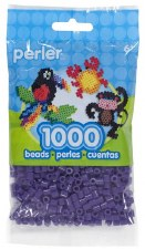 Perler Beads 1000 Piece- Grape