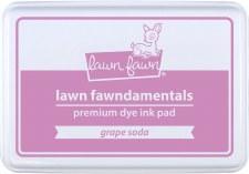 Lawn Fawn Premium Dye Ink- Grape Soda