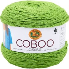 Coboo Yarn- Grass Green