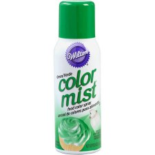 Color Mist Spray, 1.5oz- Green