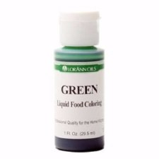 Food Coloring Liquid - Green