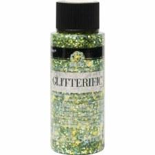 FolkArt Glitterific Glitter Paint, 2 oz- Green