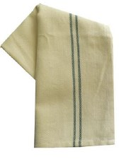"Vintage Stripe 20"" x 28"" Tea Towel- Green"