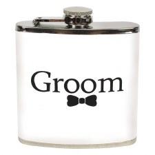 Flask, 6oz- Groom