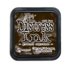 Tim Holtz Distress Ink- Ground Espresso Ink Pad