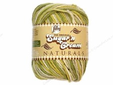 Sugar 'n Cream Yarn- #2015 Guacamole Ombre Naturals