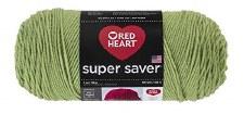 Red Heart Super Saver Yarn- Guava