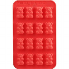 Silicone Mold, 2pk- Gummy Bears