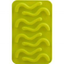 Silicone Mold, 2pk- Gummy Worms