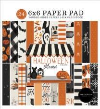 Halloween Market 6x6 Paper Pad
