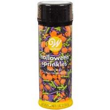 Halloween Baking- Sprinkles, Pumpkin Mix