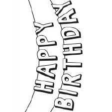 Darice Embossing Folder- Celebrations- Happy Birthday Banner