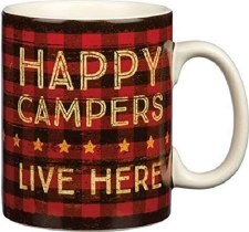 Mug- Happy Campers