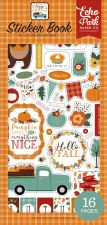 Happy Fall Sticker Book