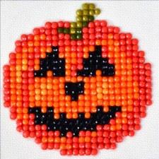 Diamond Facet Art Starter Kit- Happy Halloween