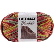 Bernat Blanket Yarn- Harvest