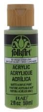 FolkArt 2 Oz. Acrylic Paint- Hauser Light Green