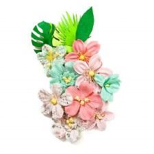 Havana Flower Embellishments- Carida