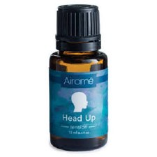 Essential Oil Blend, 15ml- Heads Up