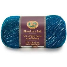 Shawl In A Ball Yarn- Healing Teal