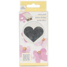EK Tools Punch- Heart 2.5""