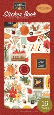 Hello Autumn Sticker Book