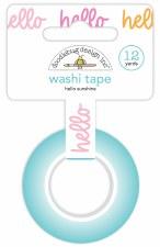 Fairy Garden Washi Tape- Hello Sunshine