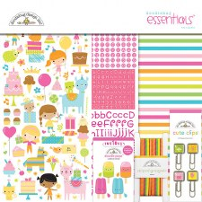 Hey Cupcake Essentials Page Kit