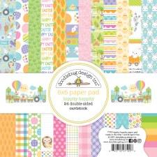 Hippity Hoppity 6x6 Paper Pad