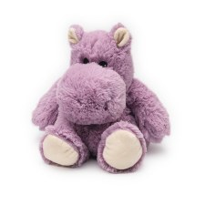 Warmies Cozy Plush: Hippo