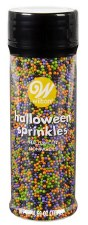 Halloween Sprinkles- Nonpareils