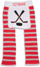 Baby Leggings, Hockey- 12-24m