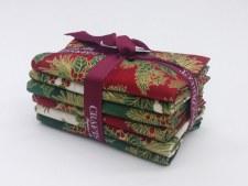 Fat Quarter Bundle- Holiday Flourish