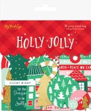 Holly Jolly Mixed Bag Die Cuts