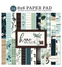 Home Again 6x6 Paper Pad