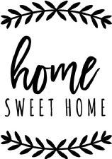 Home Sweet Home Vinyl