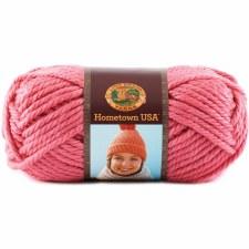 Hometown USA Yarn- Honolulu Pink