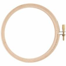 """Wood Embroidery Hoop- 4"""""""