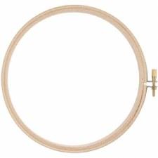 """Wood Embroidery Hoop- 6"""""""