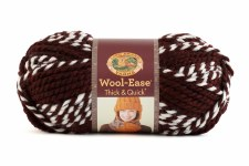Wool Ease Thick & Quick Yarn- Hoosiers
