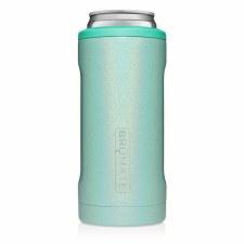 Hopsulator Slim Cooler- Glitter Aqua